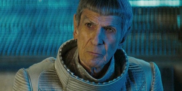 """Star Trek 2009 Writer on Leonard Nimoy's Pivotal Role: """"There Was Never a Plan B"""""""