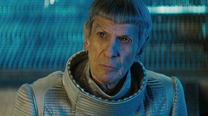 Star Trek 2009 Leonard Nimoy