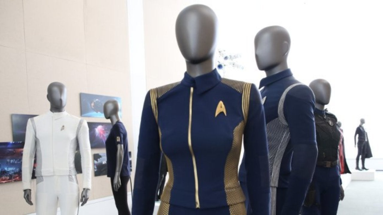 Star Trek: Discovery–Fight for the Future Exhibit Announced