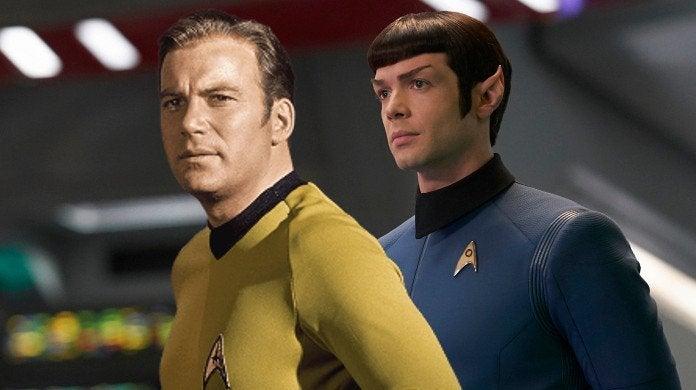 Star Trek Discovery Spock Kirk