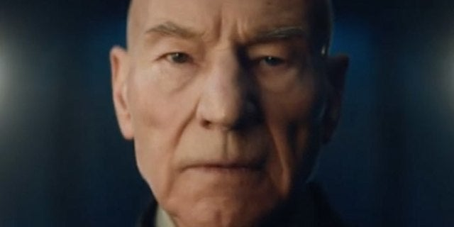 Star Trek: Picard First Trailer Released