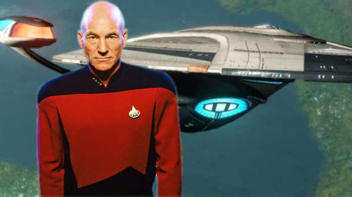 Star Trek Picard 25th Century
