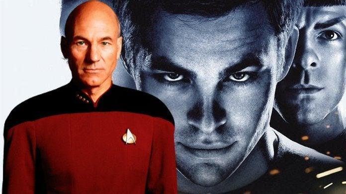 Star Trek Picard Kelvin Timeline