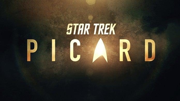 star trek picard logo