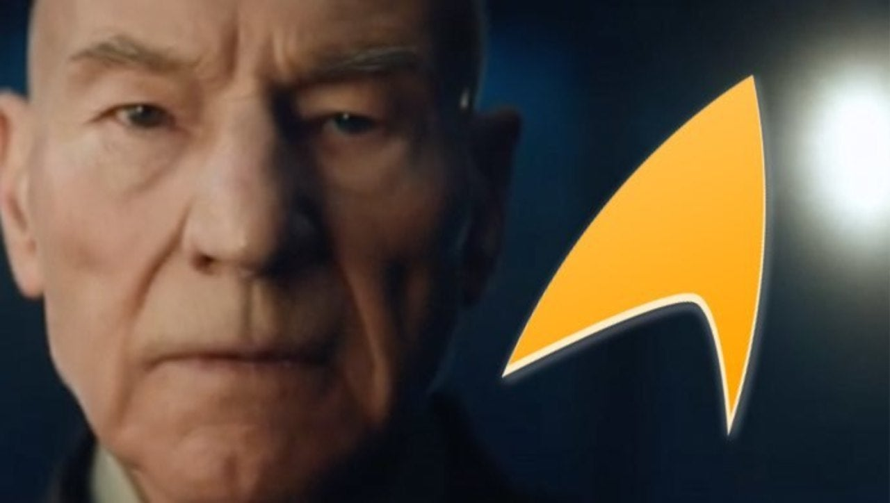 Star Trek: Picard's First Trailer Has Fans Scared For Jean-Luc