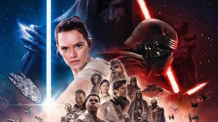 Star Wars 9 Rise Skywalker Rye Kylo Ren Palpatine Fight Spirit Possession