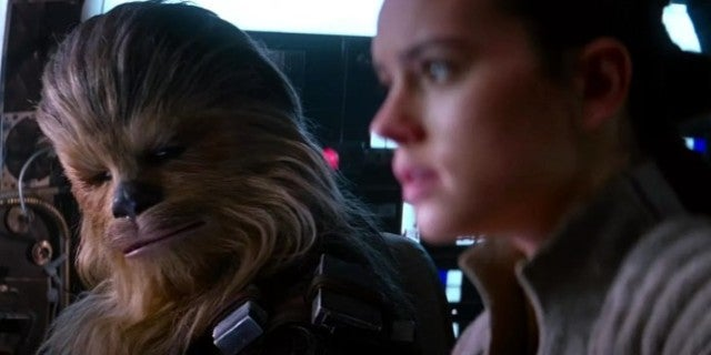Star Wars Chewbacca Peter Mayhew