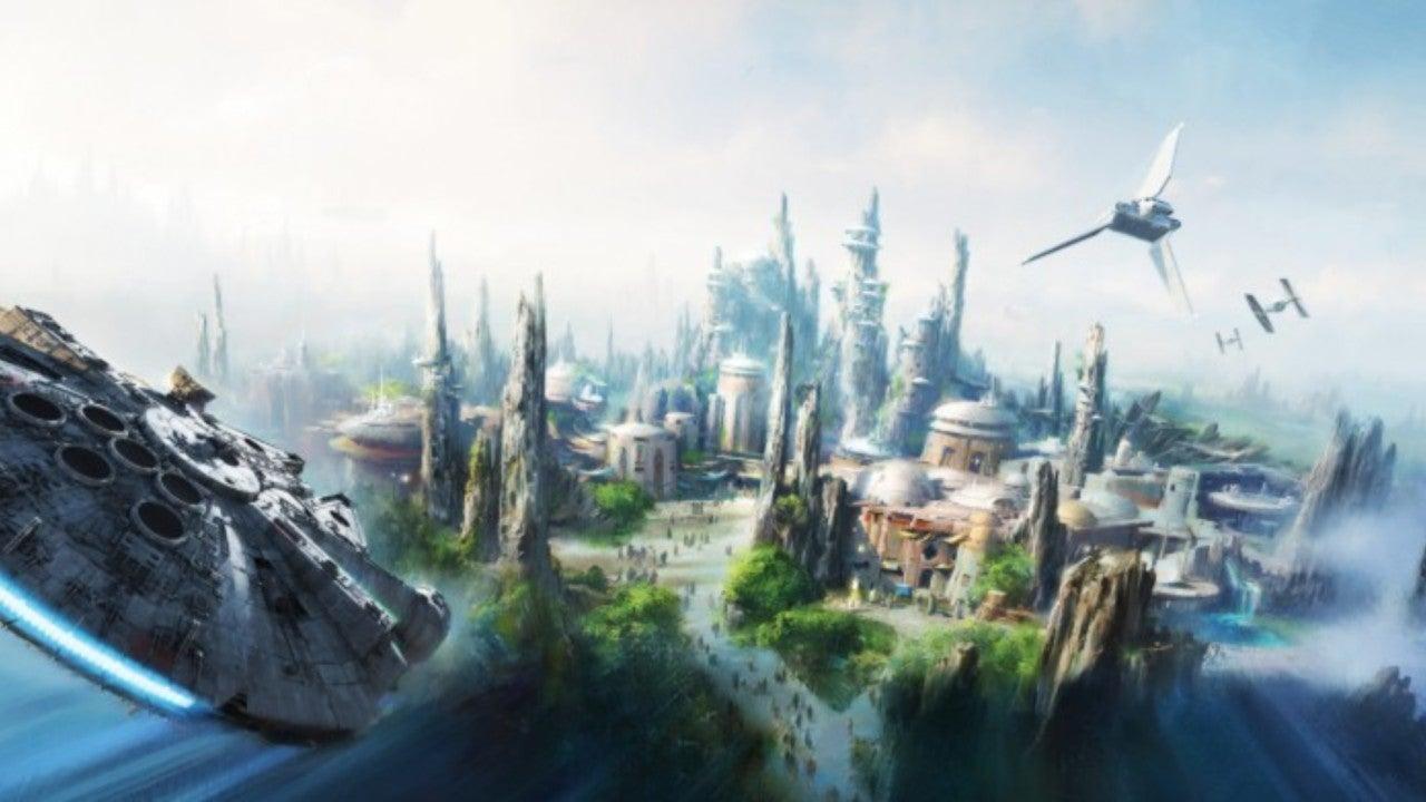 Disneyland Resort President Reveals Sneak Peek Look Inside Star Wars: Galaxy's Edge