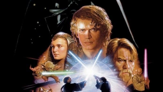 Star Wars Padme Anakin Obi Wan