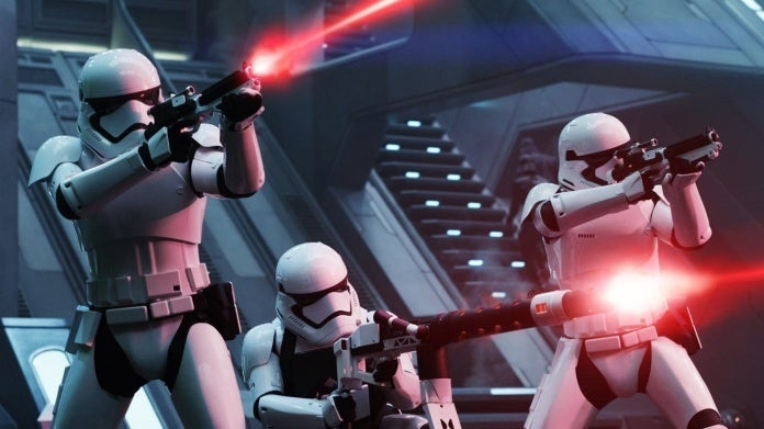 Star Wars Stormtroopers First Order