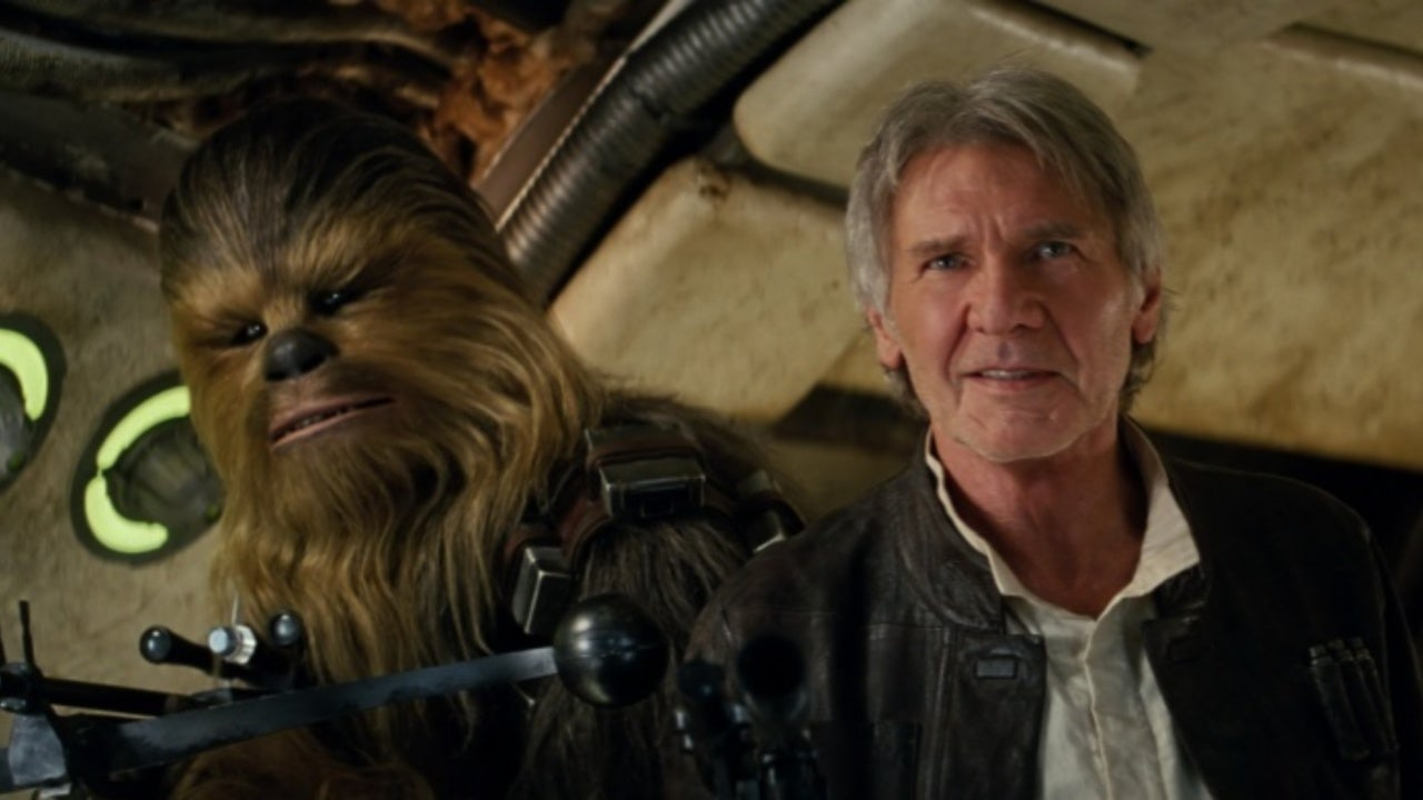 Harrison Ford Dedicates Star Wars: Galaxy's Edge Opening to Peter Mayhew