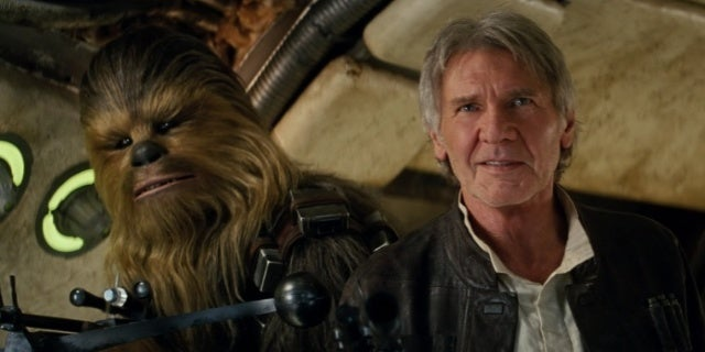 """Star Wars: Harrison Ford Reflects on Peter Mayhew: """"He Was a Really Sweet Man"""""""