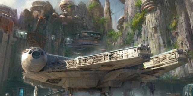 Star Wars: Galaxy's Edge Crowds Lighter Than Expected