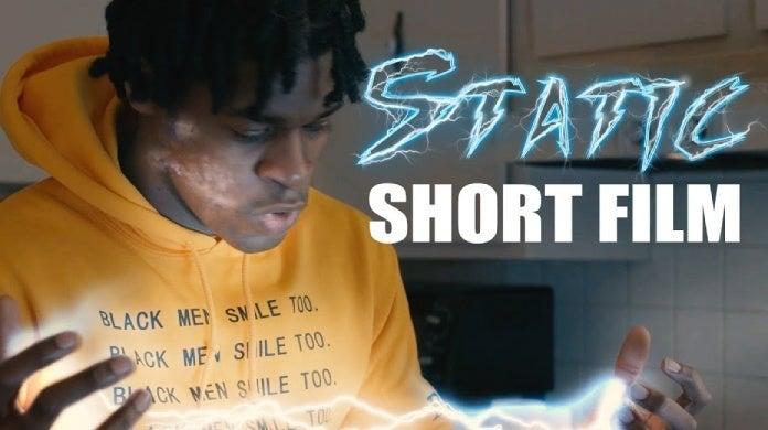 static shock short fan film