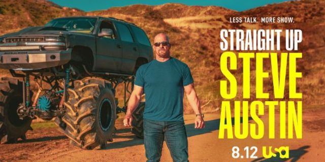 New Stone Cold Steve Austin Series Set to Premiere on USA Network in August