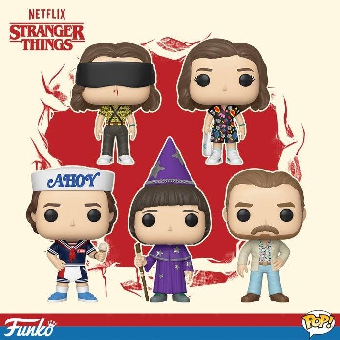 stranger-things-season-3-funko-pops