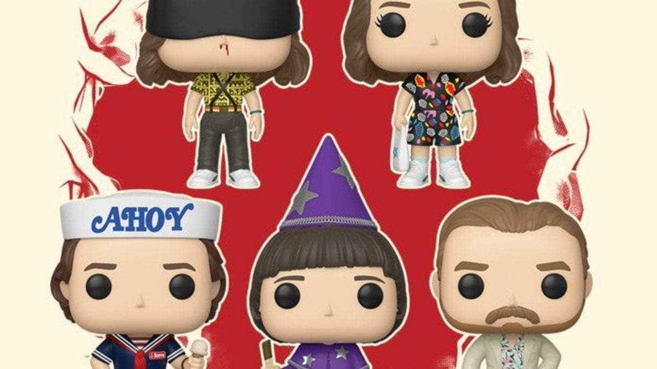 Funko Unveils A Monster Stranger Things Season 3 Pop Figure Lineup