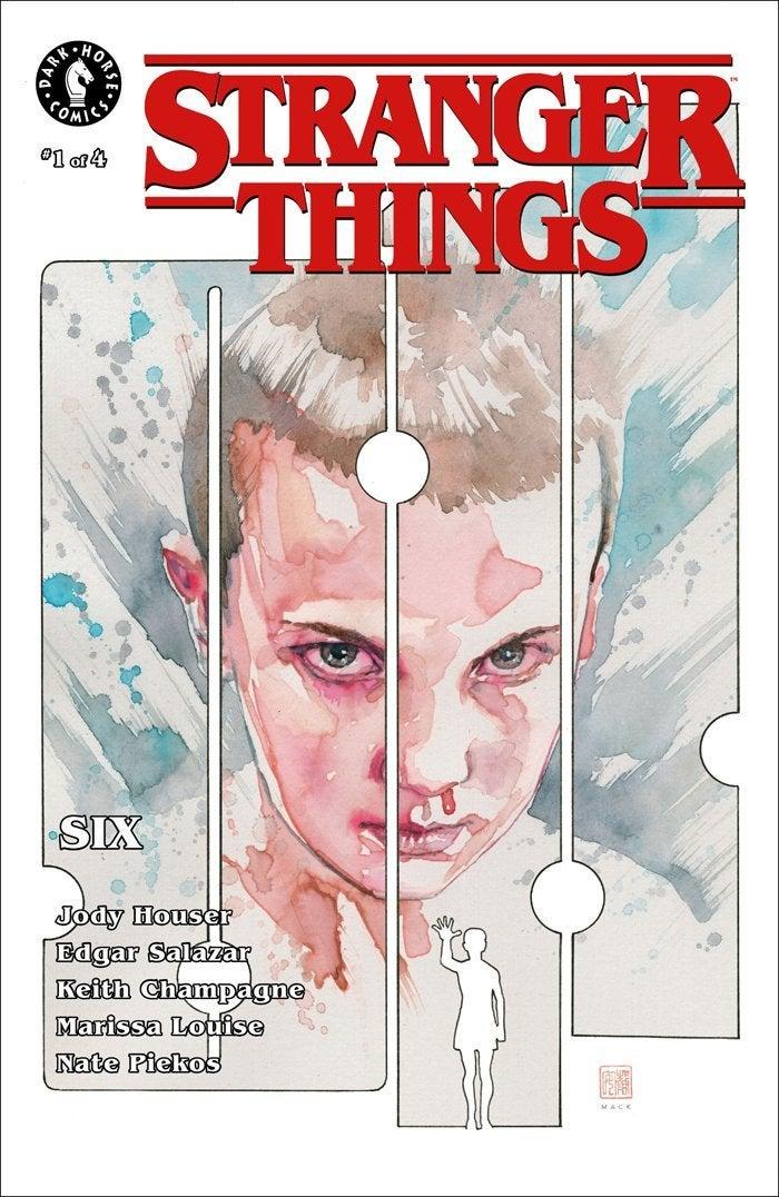 stranger things six comic cover variant 3