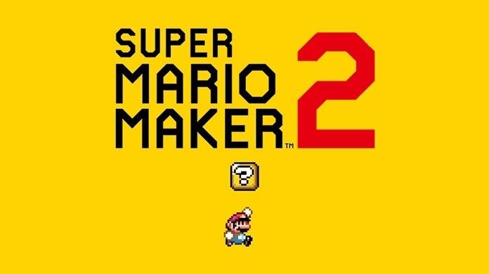 Super Mario Maker 2 Amiibo