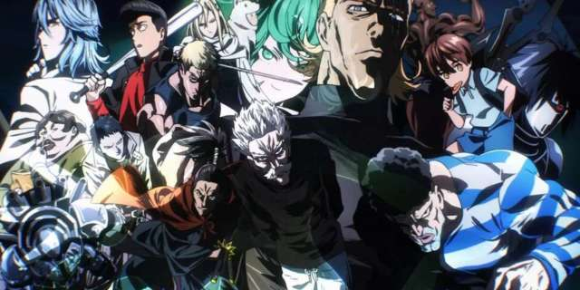 One-Punch Man Season 2 Reveals New Crop of Powerful Heroes