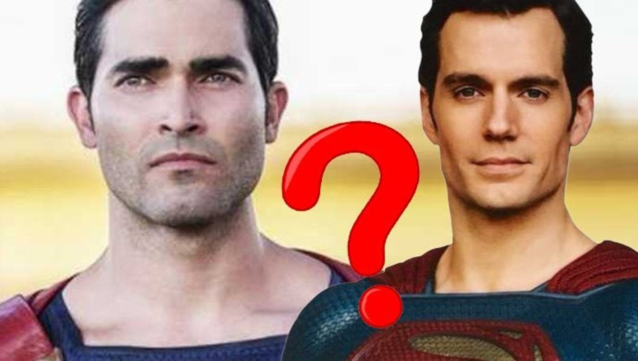 Supergirl's Tyler Hoechlin on Possibly Playing Superman in the DCEU