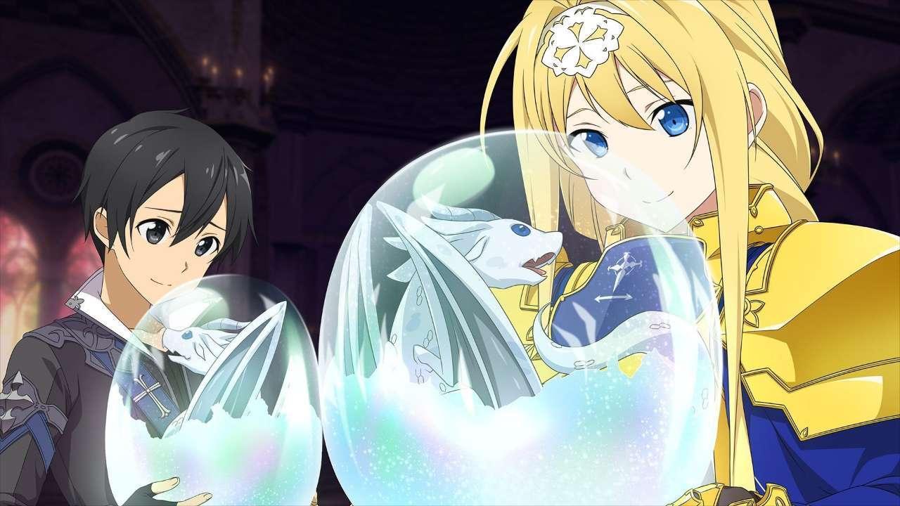 Sword Art Online Releases New Season 3 Artwork