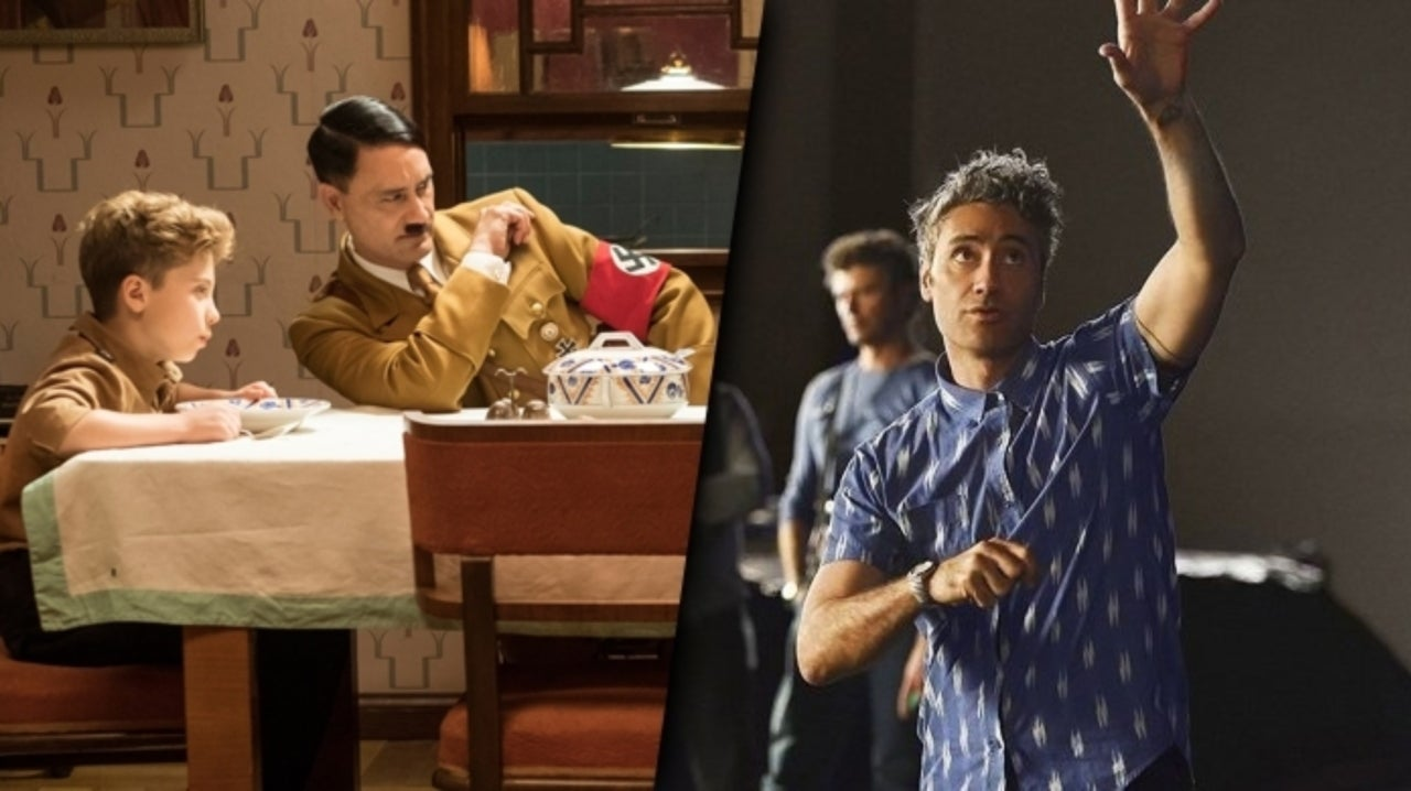 Thor: Love and Thunder Director Taika Waititi Reacts to Jojo Rabbit's Six Oscar Nominations