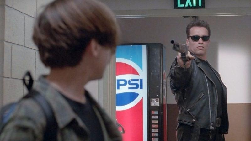 Terminator Dark Fate John Connor Dead T2 Alternate Timeline