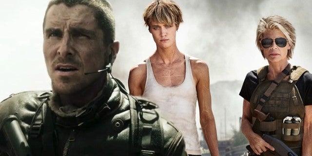Terminator Dark Fate Trailer Where Is John Conner