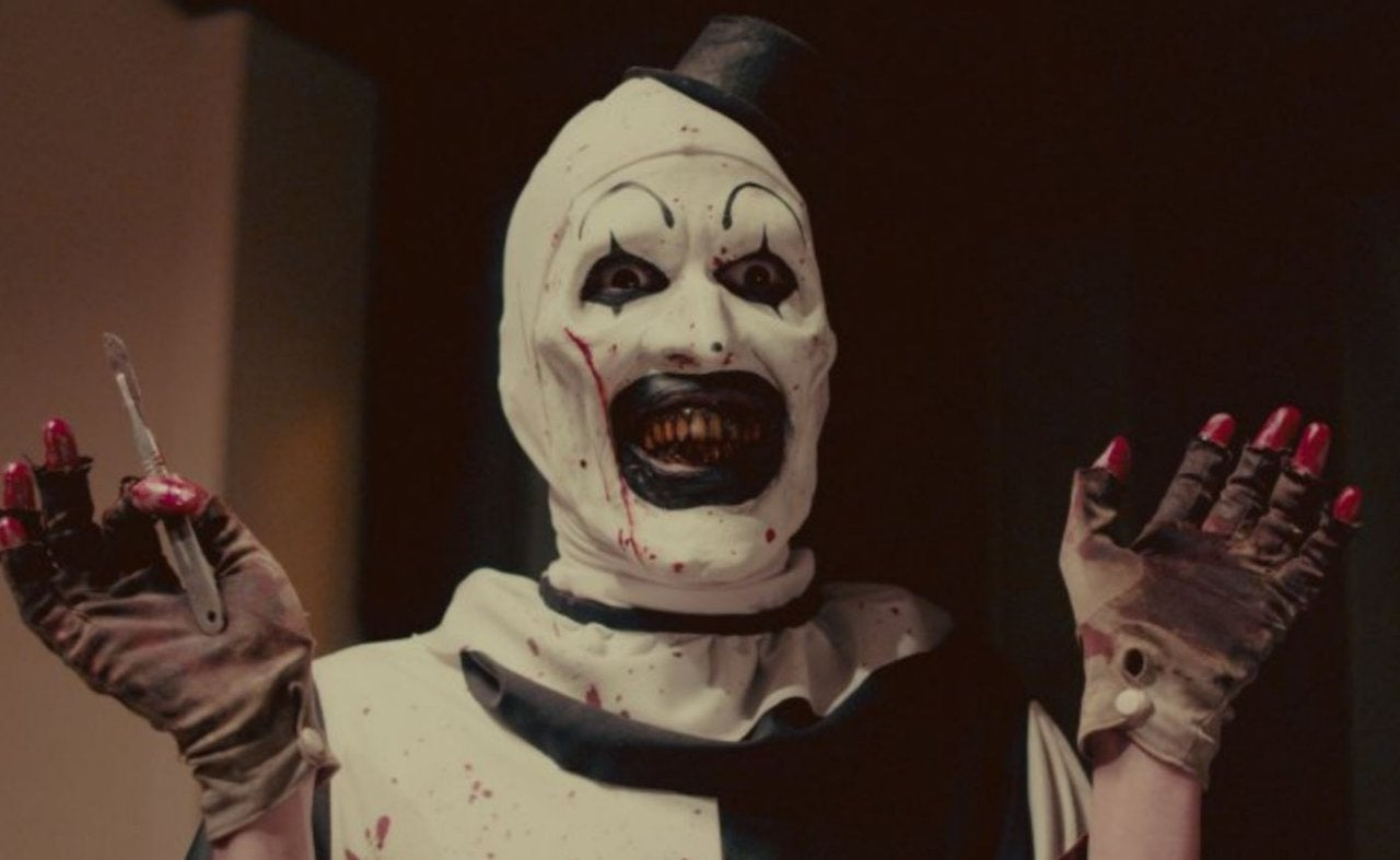 terrifier movie clown killer