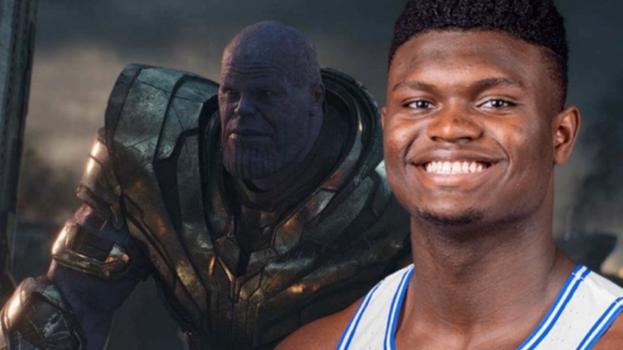 NBA Draft Prospect Zion Williamson Thinks Thanos Should Have Won in Avengers: Endgame