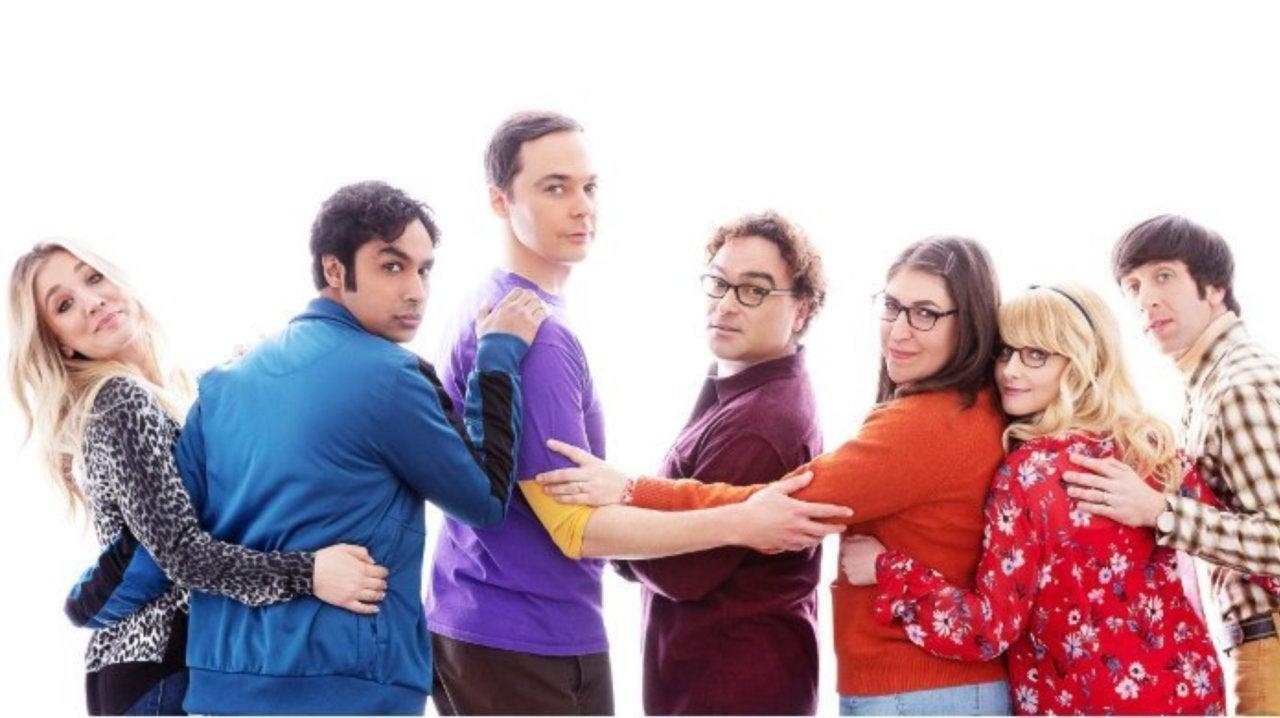 Big Bang Theory Staffel 12 Netflix