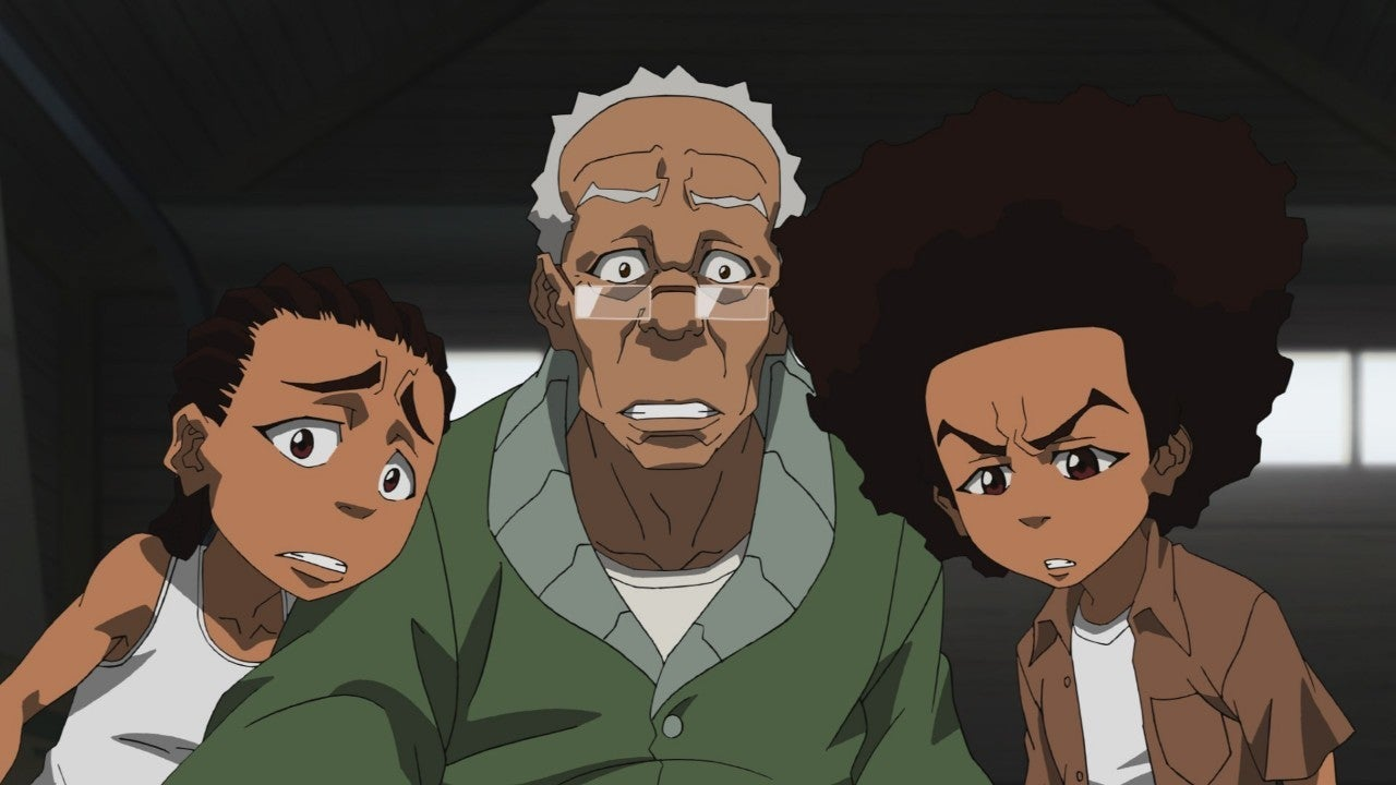 The Boondocks Season 5 Confirmed by John Witherspoon