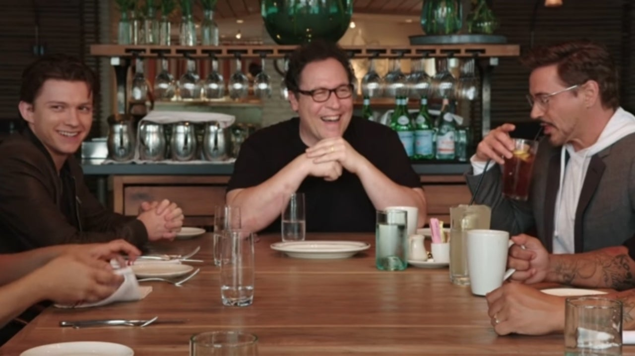 Tom Holland, Russo Brothers, Robert Downey Jr and More Guesting on Jon Faverau's The Chef Show