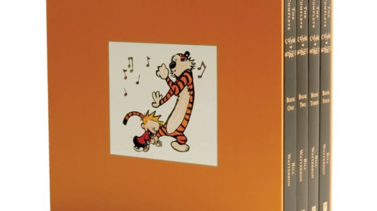Save 59% on The Complete Calvin and Hobbes Box Set