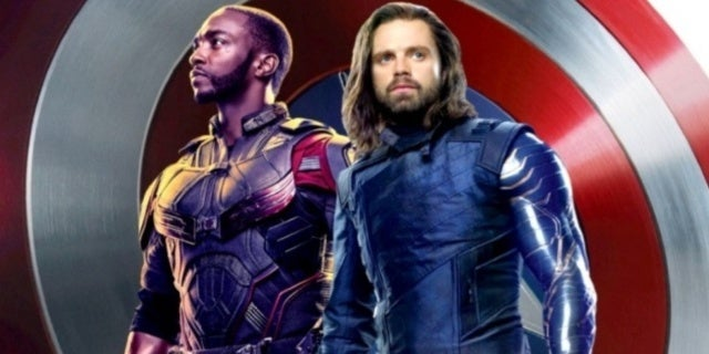 The Falcon and Winter Soldier Confirmed for 2020 Release on Disney+