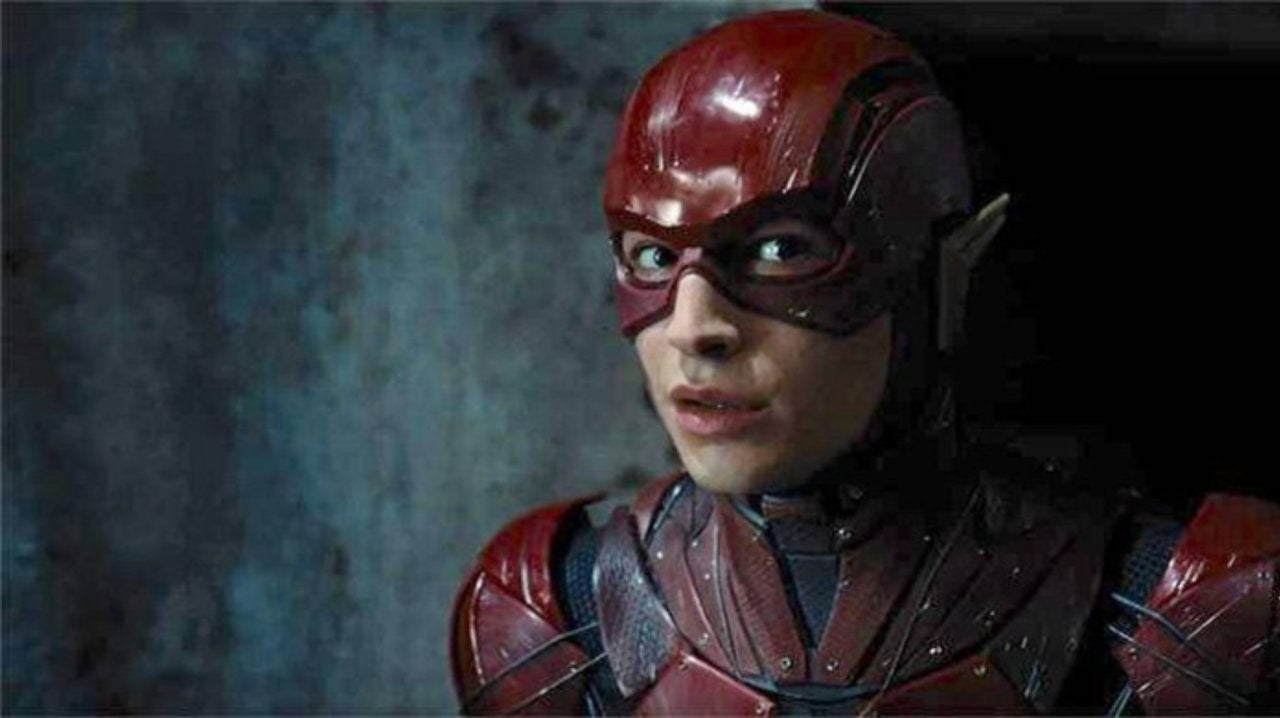 Ezra Miller Says The Flash Movie Is Absolutely Confirmed