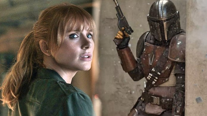 The Mandalorian Bryce Dallas Howard comicbookcom
