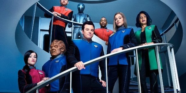 The Orville Is Headed for San Diego Comic-Con 2019