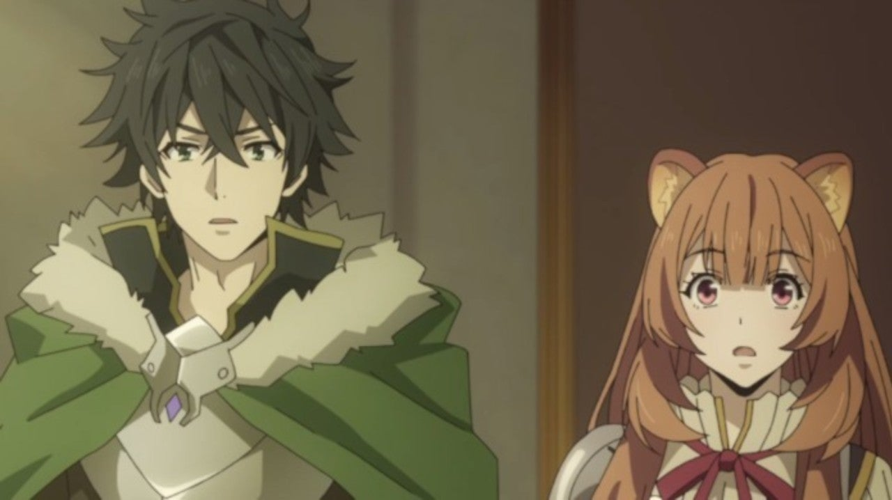 Exclusive The Rising of the Shield Hero Clip Promises