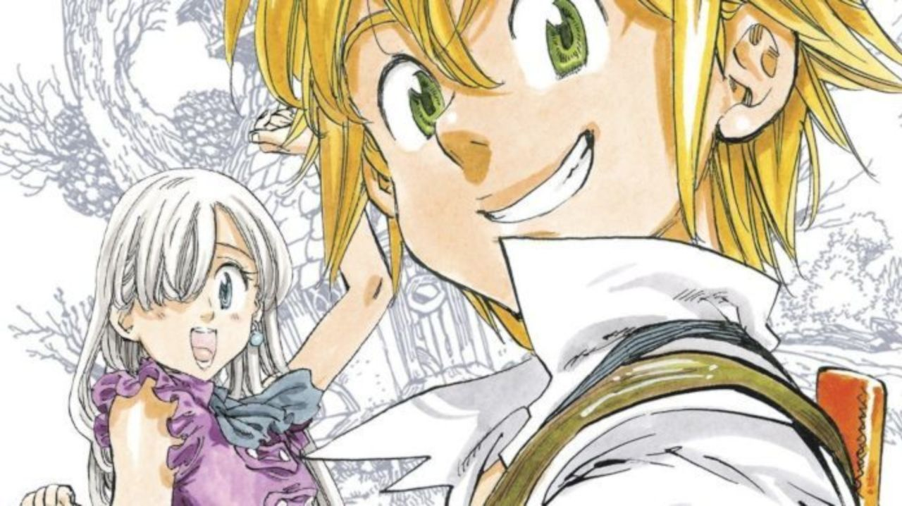 The Seven Deadly Sins to Release Special Chapter