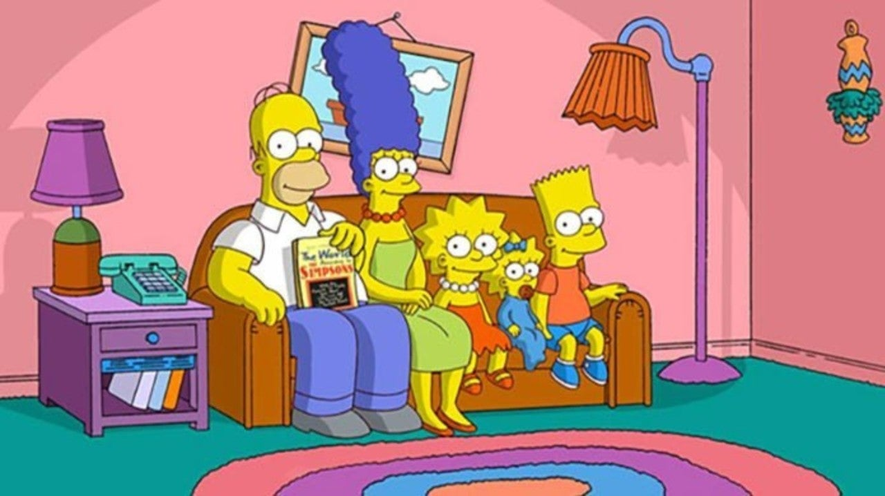 New IKEA Ad Recreates Living Rooms From The Simpsons ...