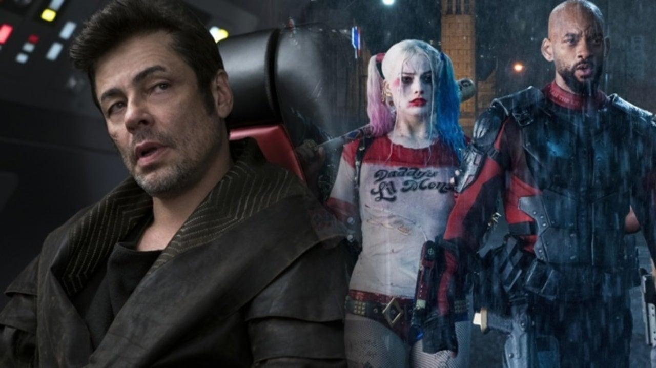 Benicio del Toro Rumored to Play The Suicide Squad Villain