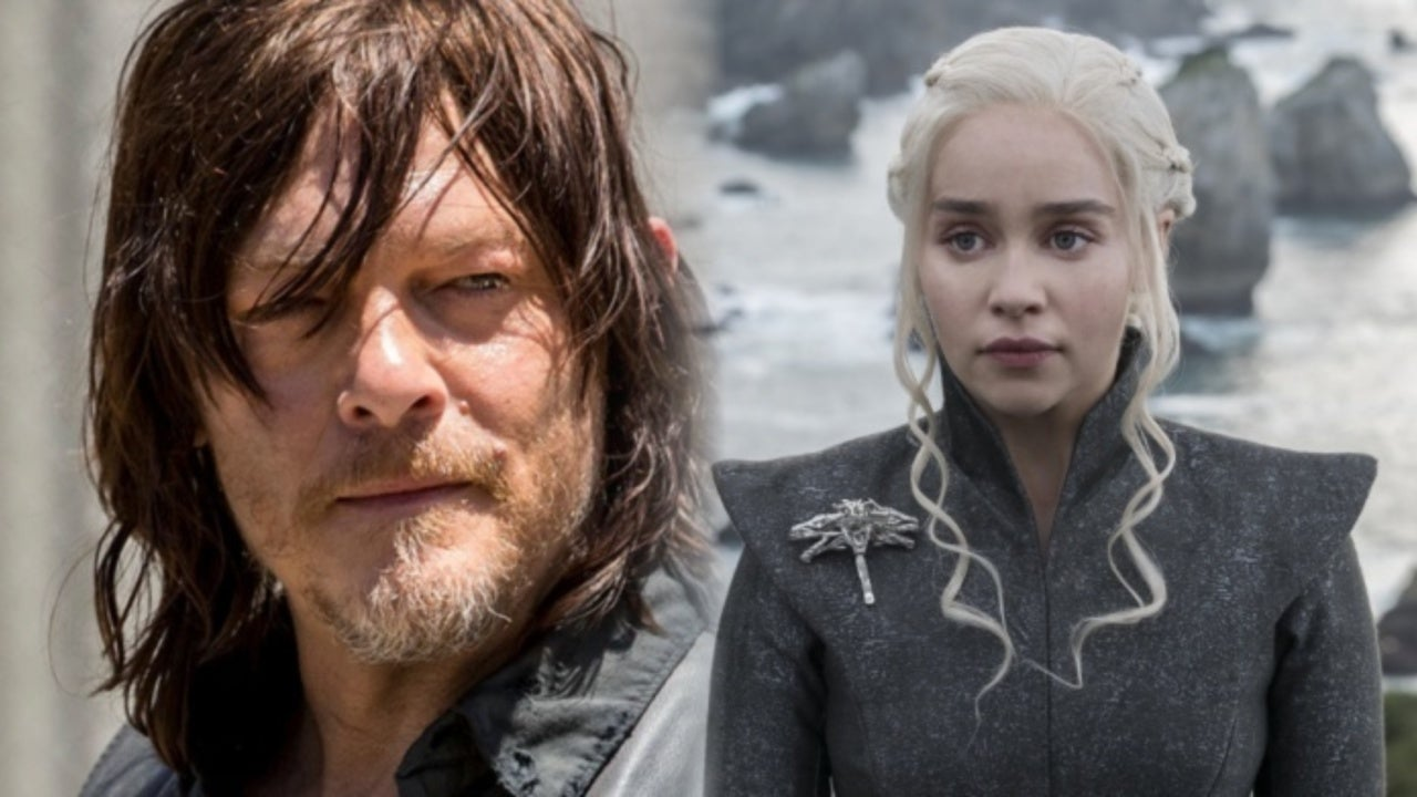 The Walking Dead Star Norman Reedus Shows Excitement for Game of Thrones Finale