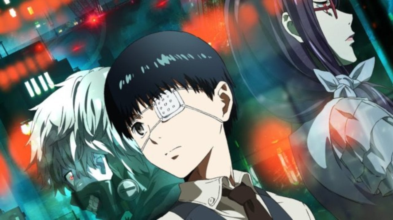 You Can Grab Tokyo Ghoul Season One For Free Right Now