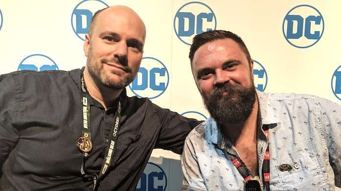 tom-king-mitch-gerads sdcc 2018