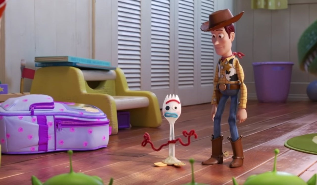 Toy Story 4: Tony Hale Reveals How Forky Would Have Developed If Partnered With Buzz