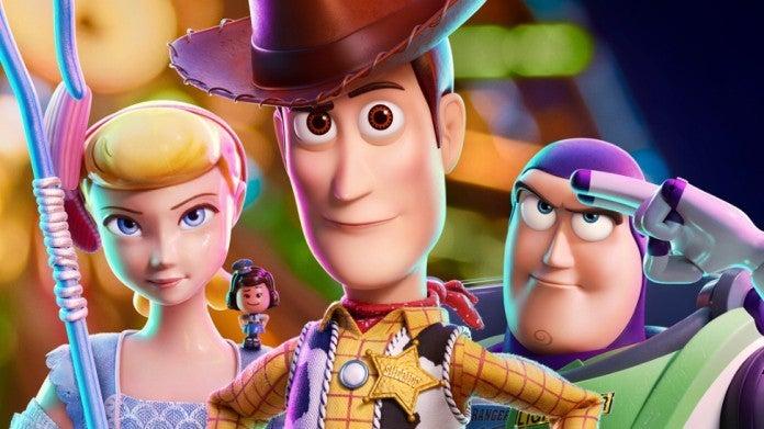Toy Story 4 Woody Buzz Bo Peep