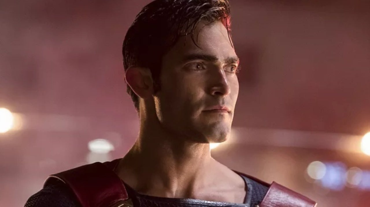 Supergirl Star Tyler Hoechlin Reveals What DC Villain He Would Want to Play
