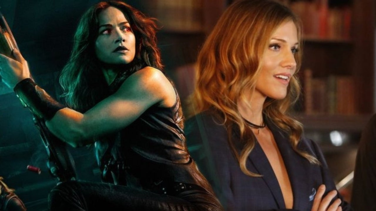 Tricia Helfer Cast As Dracula In Syfy's Van Helsing